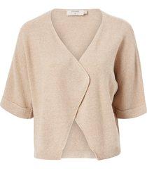cardigan sillar knit bolero