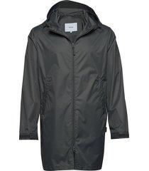 gust jacket regnkläder svart makia