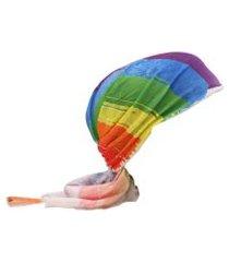 bandanas azteq rainbow multicolorido .