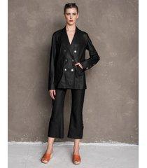 spodnie skórzane hanabi