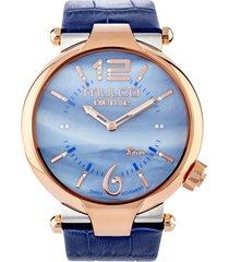 reloj mulco para mujer - couture ladies slim  mw-5-4234-043
