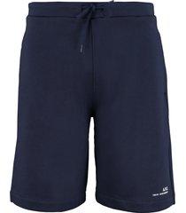 a.p.c. fleece shorts