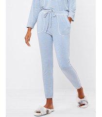 loft petite striped pajama pants