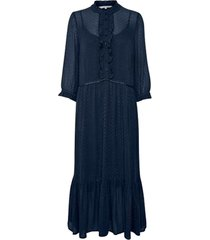 parttwo part two jurk peaches blauw