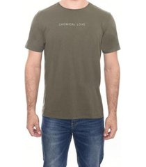 camiseta m.officer silk masculina - masculino