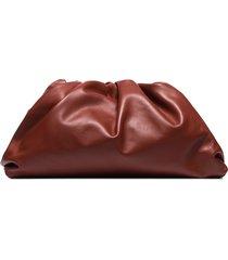 bottega veneta the pouch bag - brown
