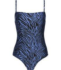 badpak lisca strapless eendelig zwempak zonder beugel lima