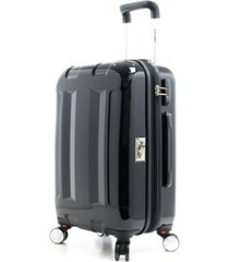 "chariot cinco 20"" hardside luggage carry-on"