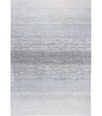 "safavieh harbor ivory and gray 5'3"" x 7'6"" sisal weave area rug"