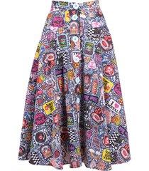 cotton skirt