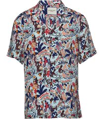 hawaii fit- viscose hawaii shirt overhemd met korte mouwen multi/patroon scotch & soda