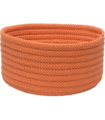 colonial mills storage basics braided bin