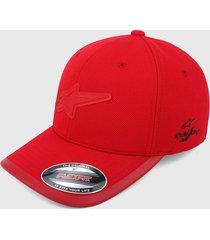 gorra rojo alpinestars astound tech hat