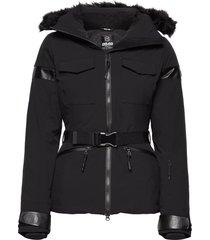 wivi w jacket outerwear sport jackets svart 8848 altitude