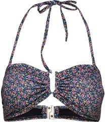 canagz bikini top bikinitop multi/mönstrad gestuz