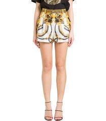 versace baroque shorts