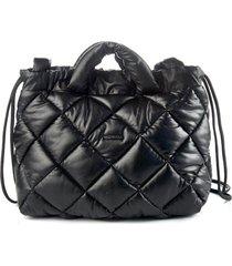 vic matié black bag/backpack