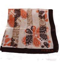 foulard furla cindy 705890 toni naturali
