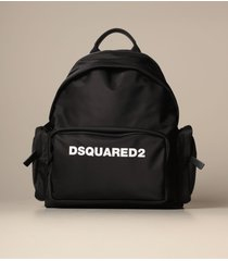 dsquared2 backpack dsquared2 nylon backpack with logo