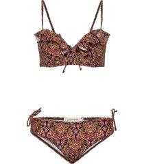 bikini bikini multi/patroon sofie schnoor