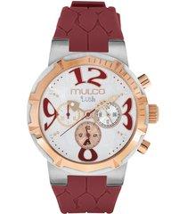 reloj mulco lush mw-3-20637-063