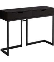 """monarch specialties accent table - 42"""" l hall console"""