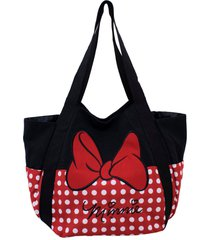 bolsa minas de presentes minnie preto