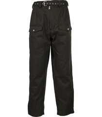 army cargo pocket pants