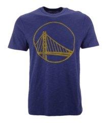'47 brand golden state warriors men's grit scrum t-shirt