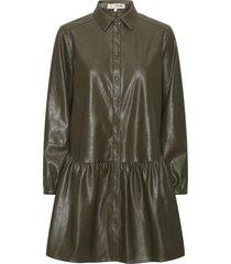 iris shirt dress av1509