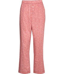 reese pyjamasbyxor mjukisbyxor rosa love stories