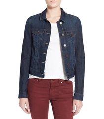 women's mavi jeans 'samantha' denim jacket