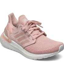 ultraboost 20 w shoes sport shoes running shoes rosa adidas performance