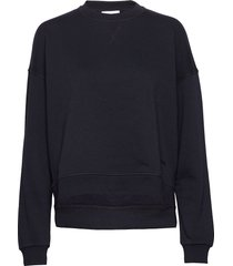 isoli sweat-shirt trui blauw ganni