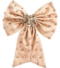 grace crystal hair bow