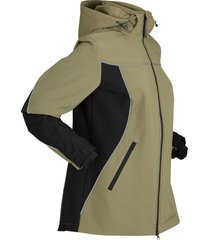 giacca in softshell (verde) - bpc bonprix collection