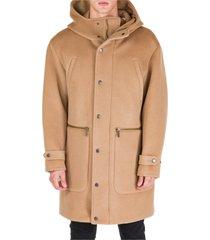 cappotto uomo in lana