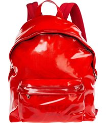 givenchy mirrored bolts flames backpack