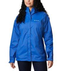 columbia women's omni-tech arcadia ii rain jacket