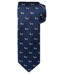1905 collection basset hound tie - long clearance