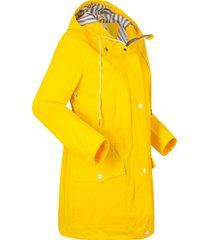 giacca funzionale antipioggia (giallo) - bpc bonprix collection