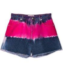 high waist fantasy shorts