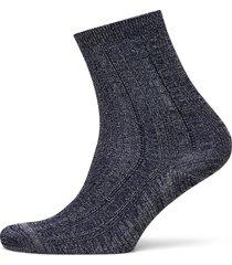 glitter drake sock lingerie socks regular socks blå becksöndergaard