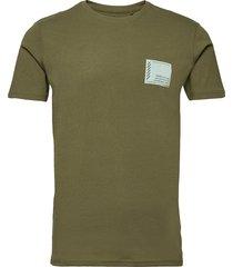 sddave ss t-shirts short-sleeved grön solid