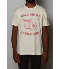 camiseta call me by your name