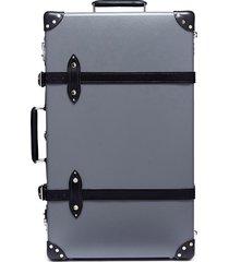 "centenary 28"" suitcase - grey/black"