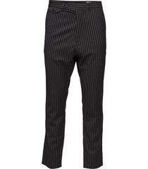 edwin trouser kostuumbroek formele broek zwart hope