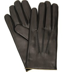 dolce & gabbana leather gloves