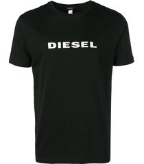 diesel jake-julio pajama set - black