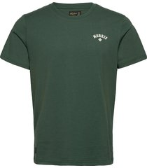 merton tee t-shirts short-sleeved grön morris